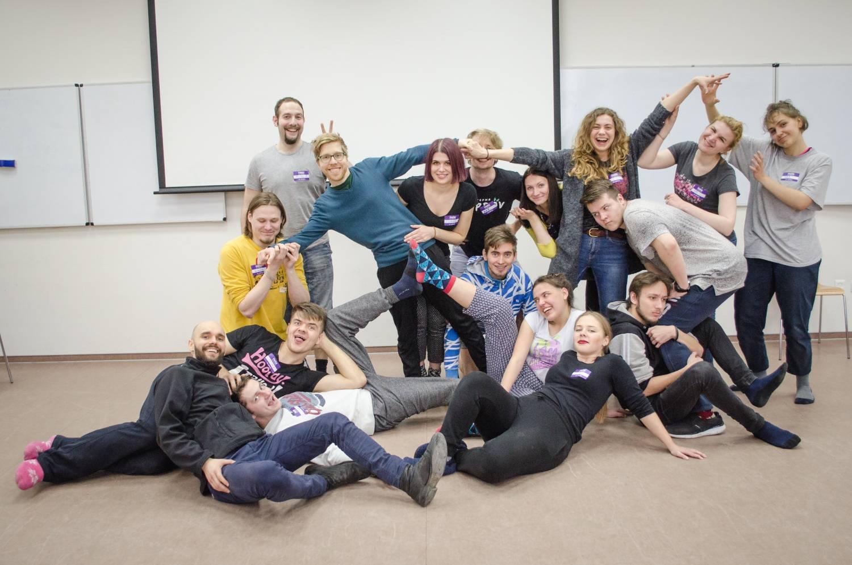 Workshop in Lviv, Ukraine, February 2019